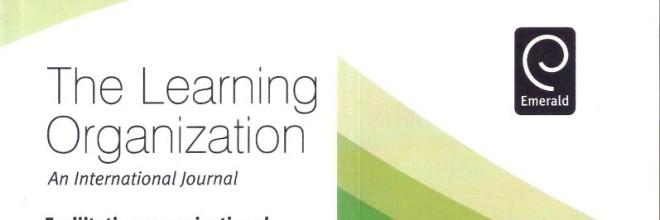 Boris Jäger – 'The Learning Organization'-Gutachter des Jahres