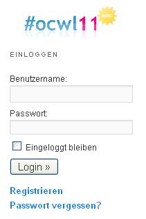ocwl11-Registrierung