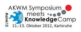 AKWM-Symposium meets KnowledgeCamp