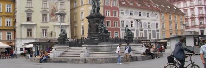 Der XINGKM-Weg @ iKNOW2012, 07.09.2012, Graz, Österreich
