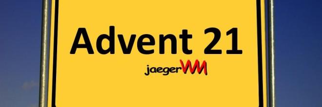 Adventskalender 21 – 2014