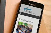 'KnowledgeCamp' der Gesellschaft für Wissensmanagement